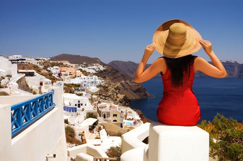 Разноцветный остров Сими Греция
