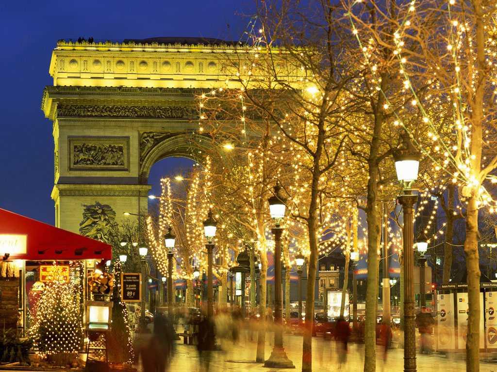 Самый дорогой город мира париж