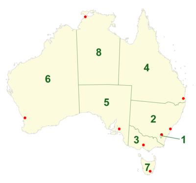 Австралийские территории