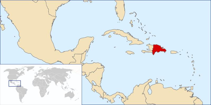 Республика на карте мира