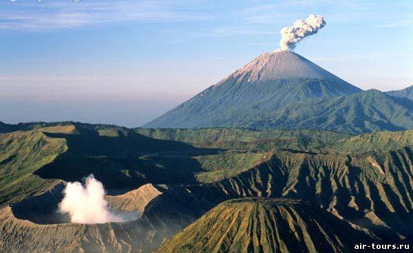 индонезия природа