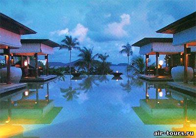 отель индонении