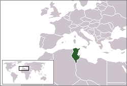 Тунис в Мире